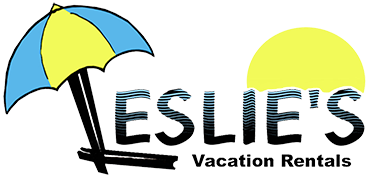 Leslie's Vacation Rentals Logo